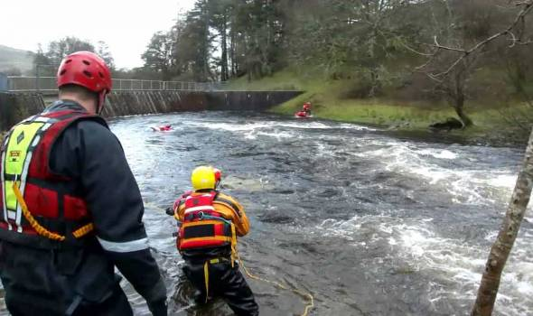 Water Rescue One Technician