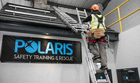 Polaris Ladder Access Training Level 1